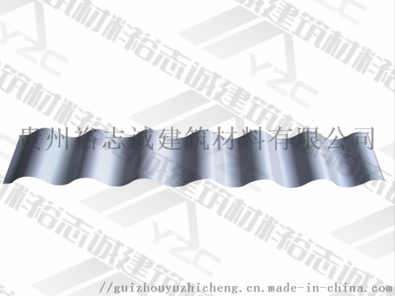 供應貴州波紋板幕牆系統32-130-780廠家