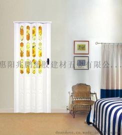 專業生產 PVC門 摺疊門 塑料門 塑膠門 推拉門 工業門