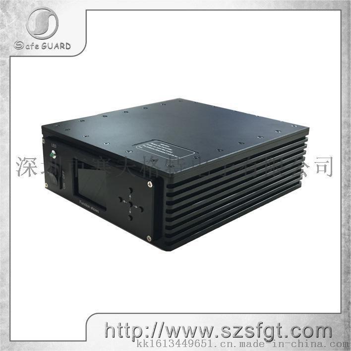 COFDM图像接收机   数据接收