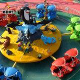 童星游乐厂家精心生产户外新型游乐设备激战鲨鱼岛定制