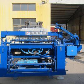 全自动数控砖带网排焊机调节方便
