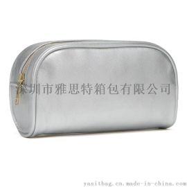 PU化妆包定制时尚便捷旅行化妆包防水大容量收纳包