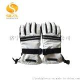 男款手背拼接滑雪手套保暖手套冬季必備