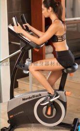 天津河西区私人健身房配置 爱康立式健身车75017