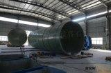安慶一體化玻璃鋼污水提升泵站