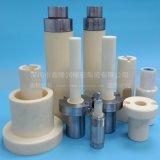 各种规格氧化锆陶瓷棒杆柱塞氧化铝陶瓷轴套绝缘耐高温耐磨耐腐蚀