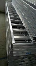 合力叉车铝爬梯,杭叉铝爬梯加宽55加固铝梯