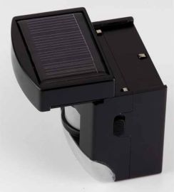 太阳能红外缐感应灯+报警声