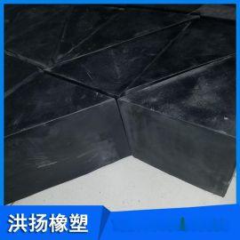 三角形橡膠缓冲垫块 防震橡膠垫块 三角形橡膠胶墩
