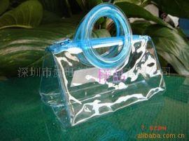 深圳威旺生産PVC手提袋