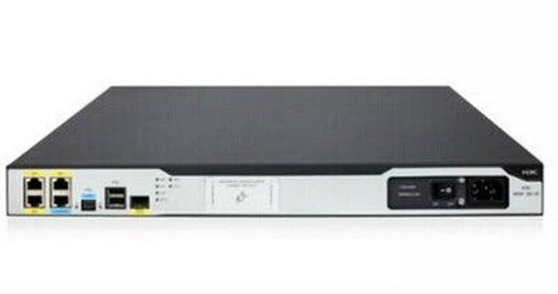 促銷H3C華三 MSR3610-WiNet 3口多業務千兆路由器