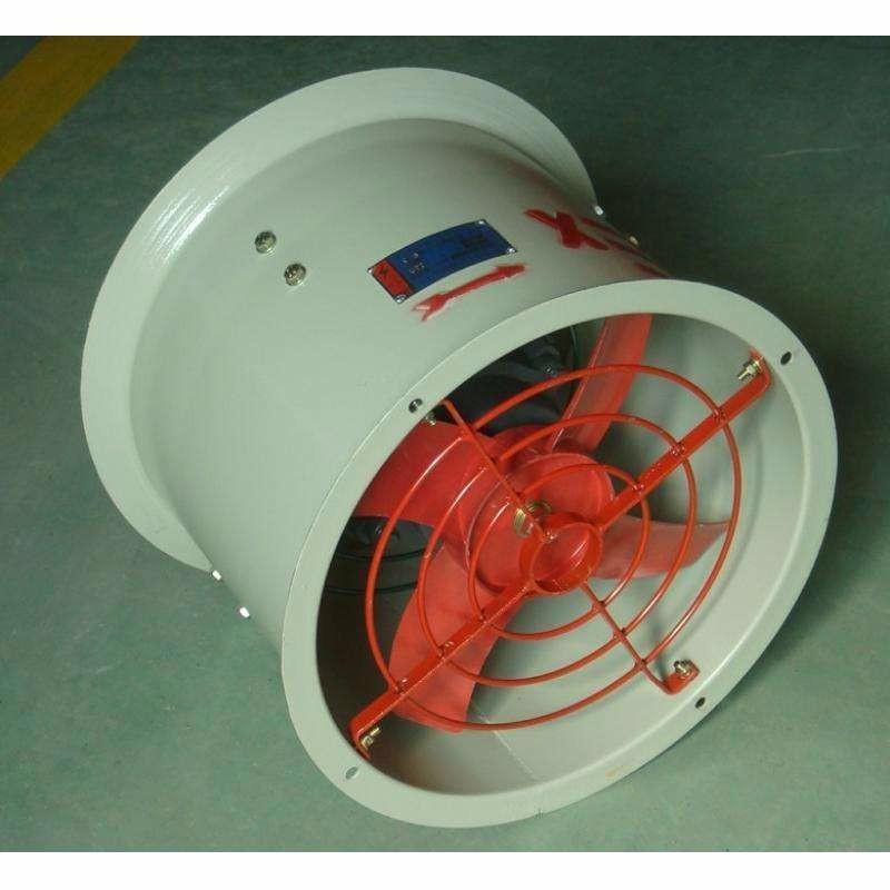 锅炉房  防爆轴流风机