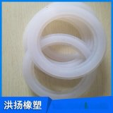 生產供應 耐高溫矽膠密封墊片 白色矽膠隔震墊 食品級矽膠墊