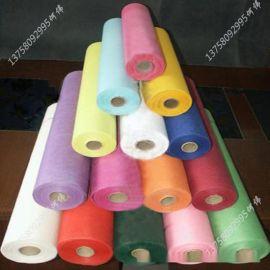 供应多规格紫色防水水刺无布_工业抹布_紡粘布_水刺无纺布