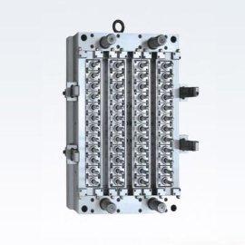 供应热流道PET瓶坯模具, 16腔, 24腔, 32腔, 48腔, 72腔,可定制