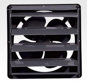 FA型廚房油煙衛生間強力百葉窗工業排風扇