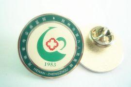 厂家定制金属徽章,珐琅徽章,圆形**徽章,胸章制作