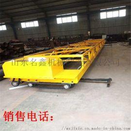 大型工程振动铺平机 三辊轴混凝土整平机 厂家