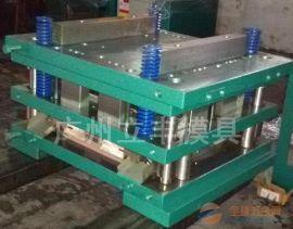 天花板一次成型模具,高低边板共用成型模具