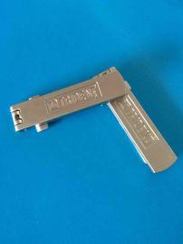 锌合金翻盖手机配件 锌合金压铸