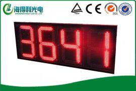 简易型LED加油站油价显示屏灯箱