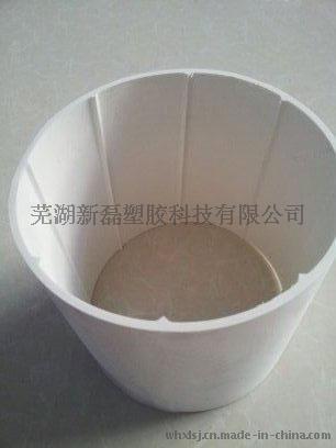 PVC-U排水管材 单壁螺旋管 芜湖PVC管材厂家