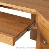 實木簡約現代辦公傢俱白橡木傢俱實木臺式機電腦桌辦公桌產地貨源