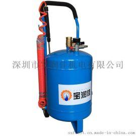 供应深圳宝润佳22024型气动蜡水喷雾机 水蜡喷雾器