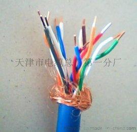 矿用阻燃屏蔽信号电缆MHYVRP