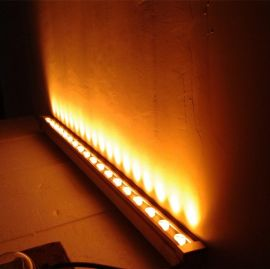 LED洗墙灯--泛光照明装饰工程