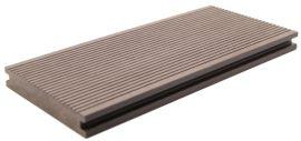140x20mm 实心塑木地板 结实耐用 大型户外景区推荐使用地板
