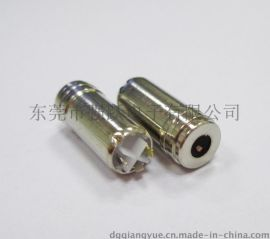 工厂供应2.5四级母座DC插头手机耳机插座