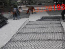 热镀锌涂PVC雷诺护垫 河道护堤格宾网箱 安平县利众丝网制品