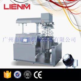 【广州机械】300L升降可倾式真空均质乳化机 可定制