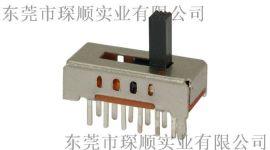 供应拨动开关 SS24D02电源开关大电流 高品质