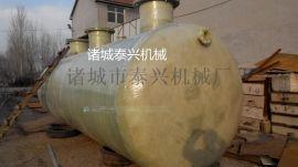 玻璃钢地埋式一体化污水处理设备 厂家供应一体化污水处理设备型号