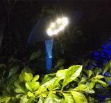 太陽能園藝草坪燈園林射燈亮化裝飾綠化