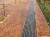 重庆市;压花地坪;压模地坪;透水地坪;透水混凝土;材料厂家直销