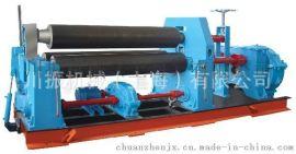 (上海川振)厂家直销W11液压三辊对称式卷板机 大型卷板机制造商
