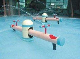 **容智 水上游乐设施/儿童戏水设备-喷水跷跷板