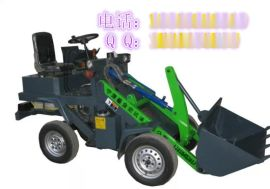 电动小铲车农用小铲车厂家直销价格中首重工