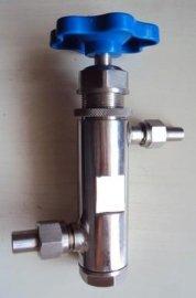 减压阀GF8,不锈钢螺纹槽道减压阀