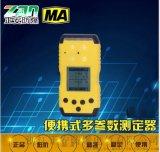 便携式气体测定器