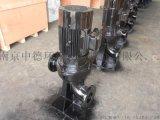 專業生產南京中德WL系列乾式排污泵
