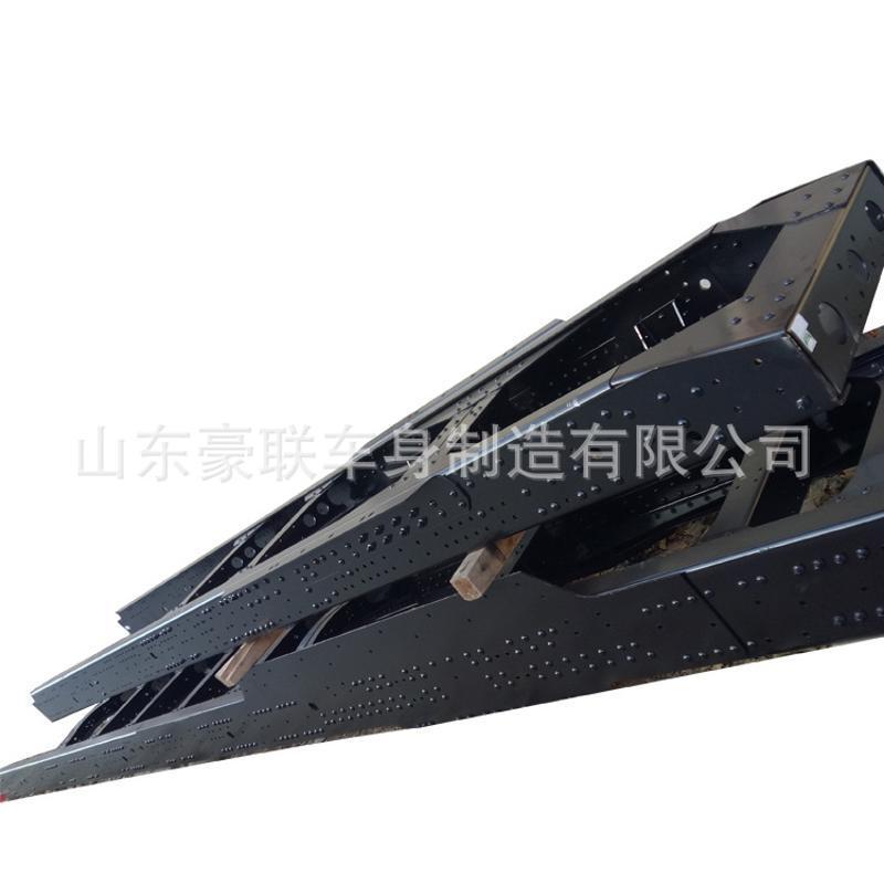 福田 福田瑞沃 鑄造橫樑 背靠背樑 縱梁 車架橫樑 圖片 價格 廠家