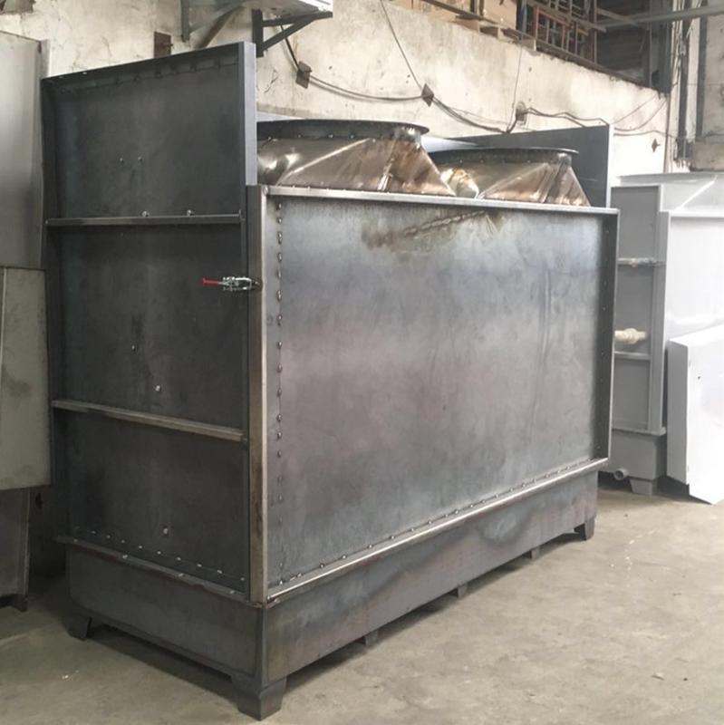 水帘柜喷漆台 环保水帘柜厂家定制除尘水帘柜
