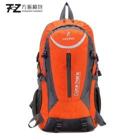 方振箱包订制双肩背包  休闲旅行包 登山包 上海方振箱包定制