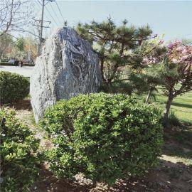 厂家批发销售草坪石 泰山石 园林庭院景观石组 雪浪石切片摆件