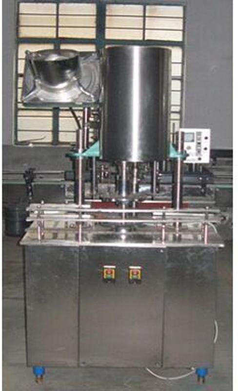 供應FXZ-1全自動旋蓋機 玻璃瓶 PET瓶 封口機
