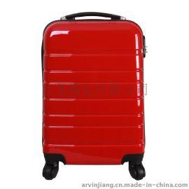 巨龙PC020红色22寸拉杆箱旅行箱